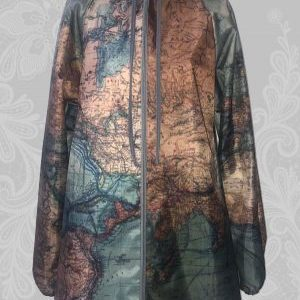WorldMap Raincoat